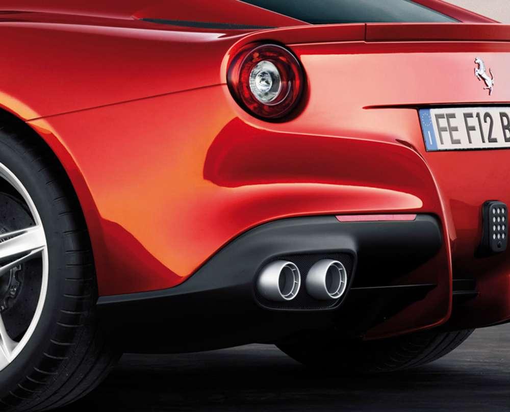Ferrari F12 Berlinetta…