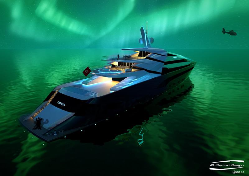 Iwana 87m Superyacht  – η Χρονιά του Water Dragon