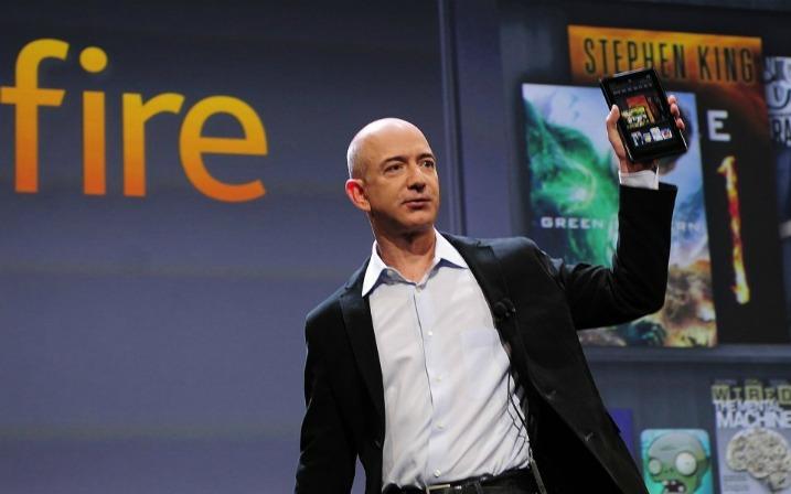 Amazon – Kindle Fire καλά, τα κέρδη όχι…