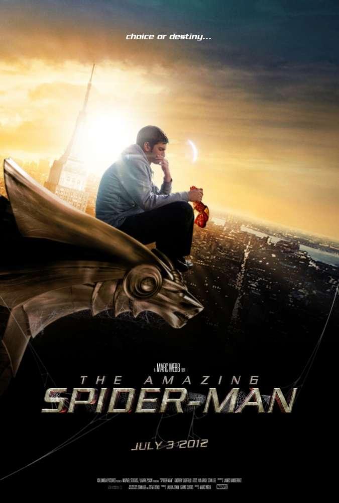 The Amazing Spiderman 3D – το πρώτο trailer…