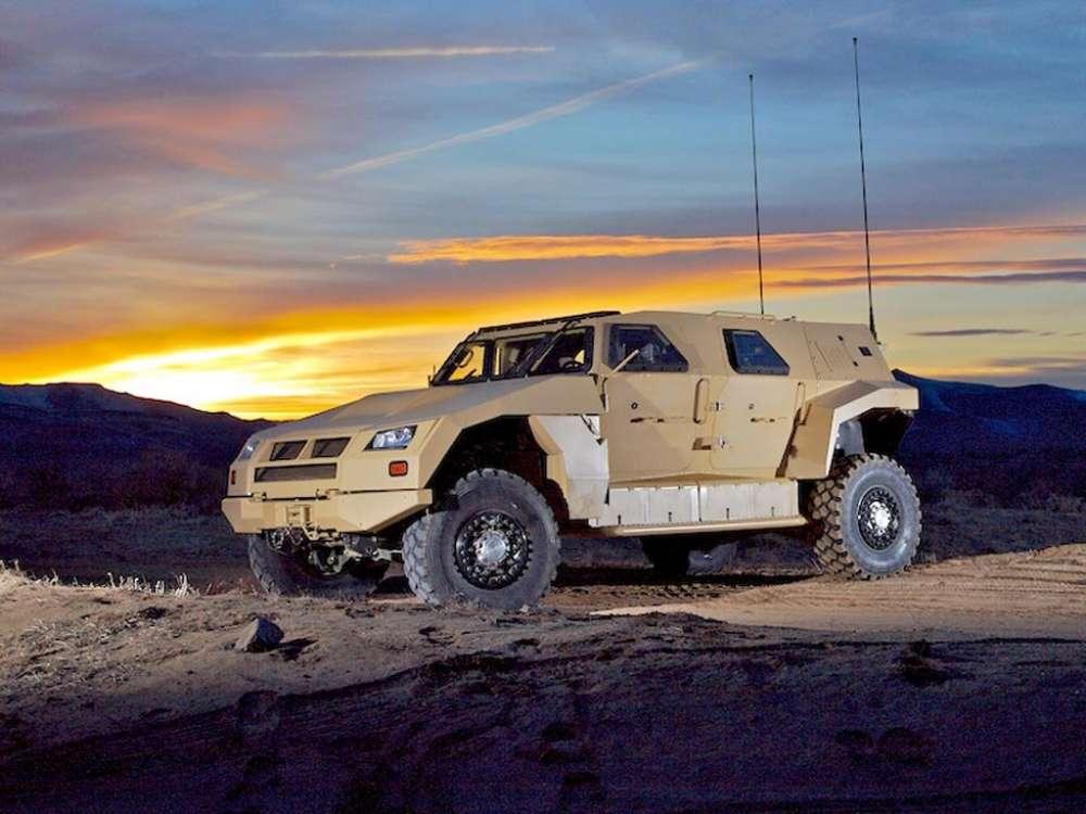 BAE Systems και Navistar σχεδιάζουν τον διάδοχο του Humvee…