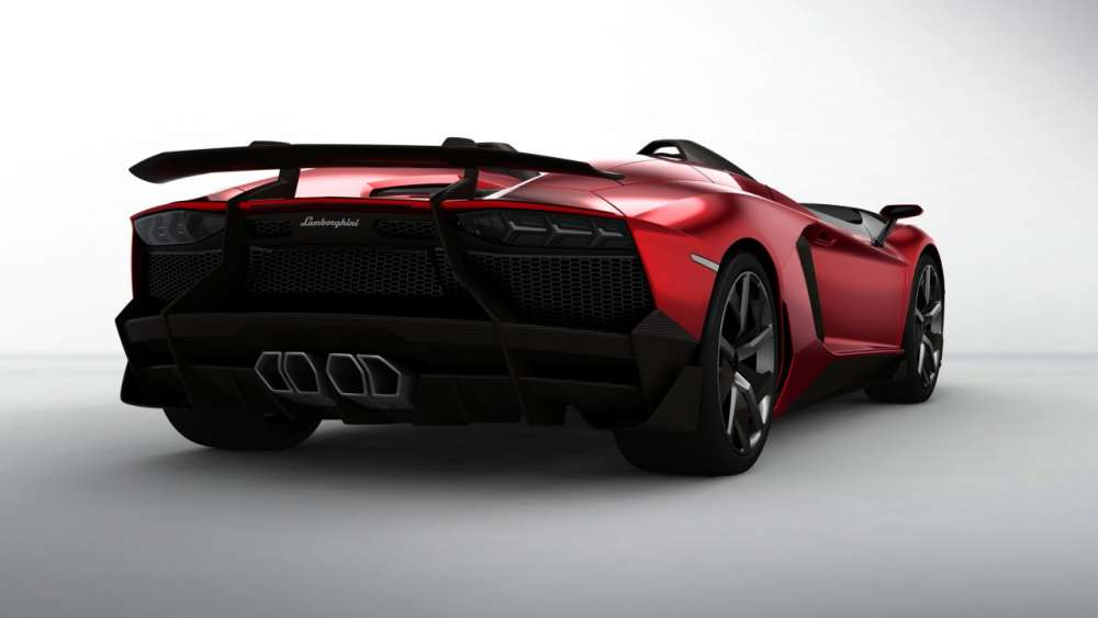 Aventador J Roadster – The making of…