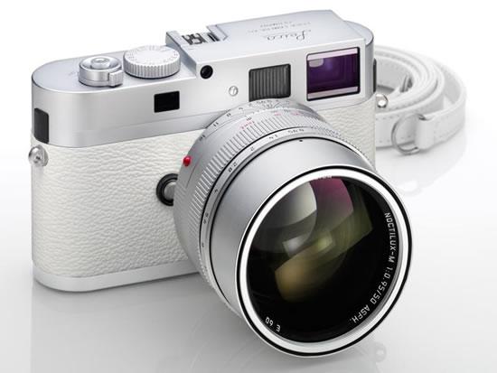 Η Special Limited Edition – Leica M9-P White Set…