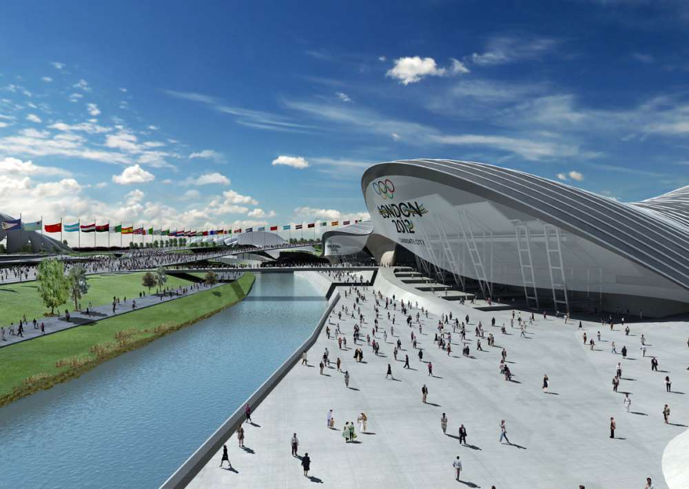 London 2012 Olympics – οι πρώτοι Ολυμπιακοί με εικόνα Hi-Vision…