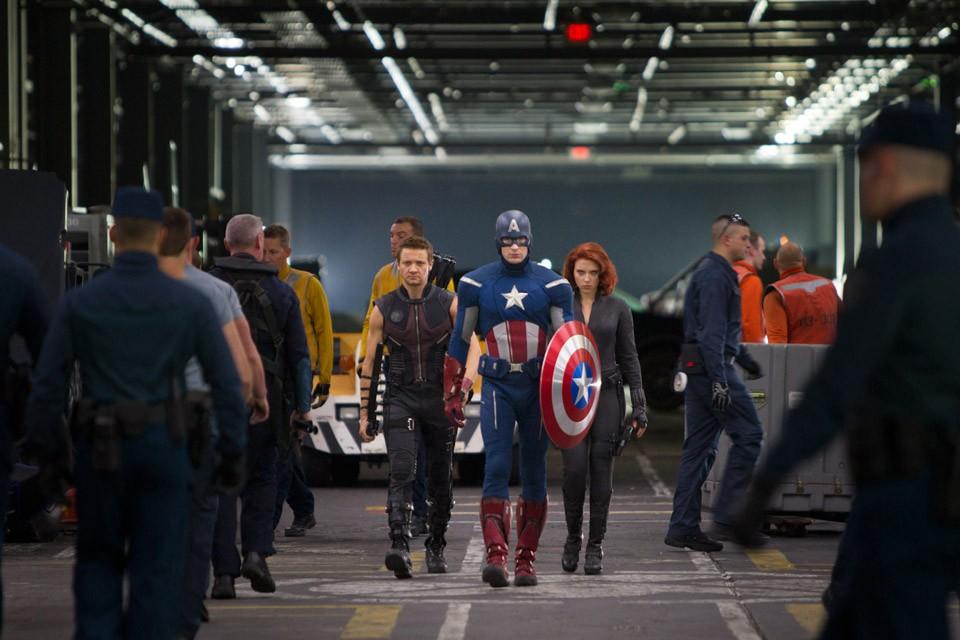 Avengers – νέες εικόνες…