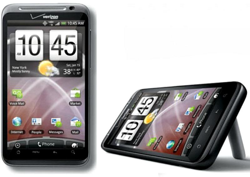HTC Vivid – με Android 4.0…