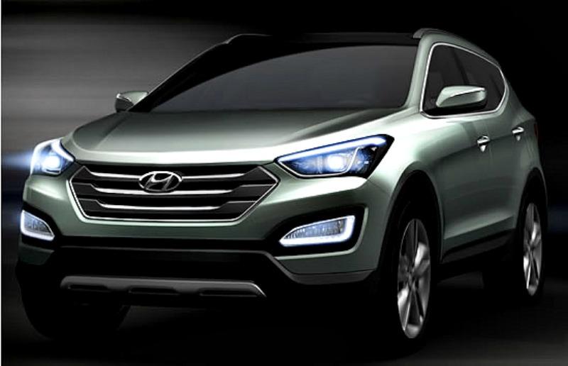 Νέο Hyundai Santa Fe;