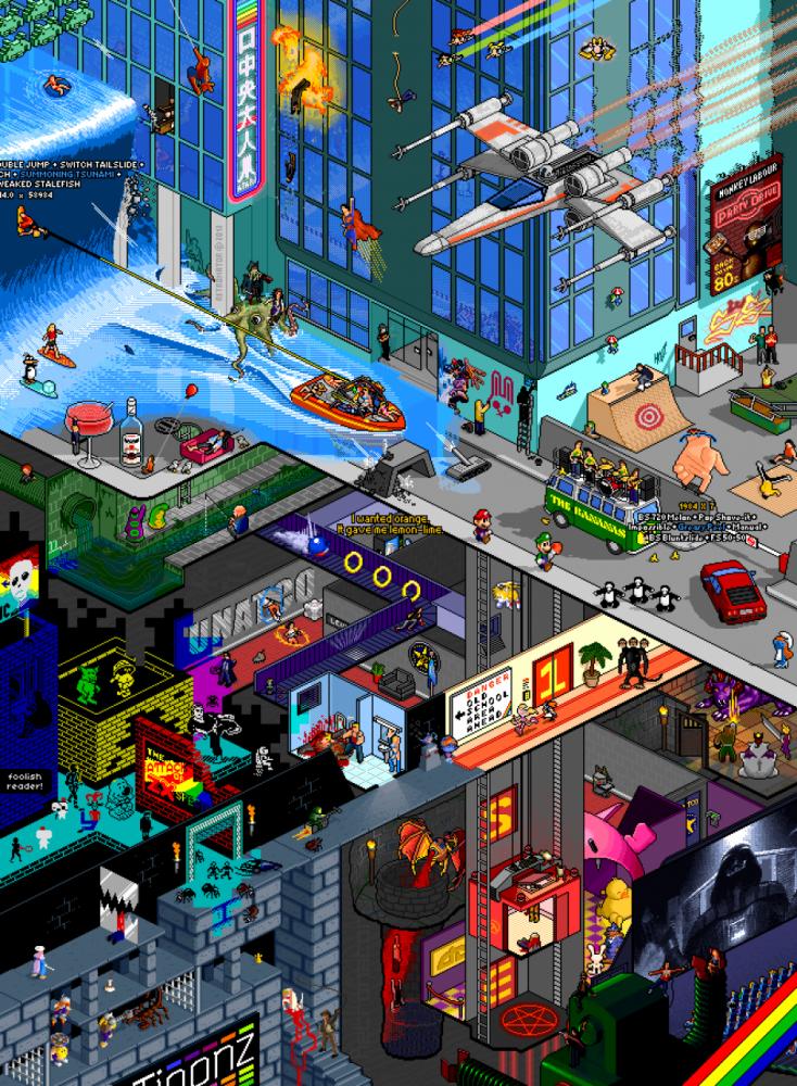 Τιμή στα pixel και τα video games