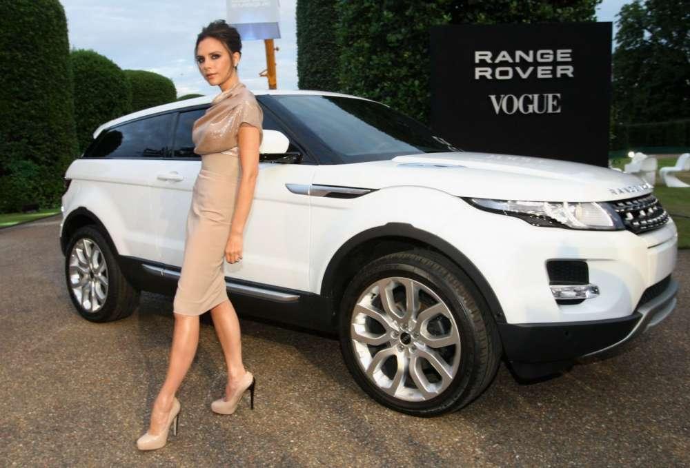 Land Rover – teasάρει ένα νέο Evoque special edition με την Victoria Beckham…