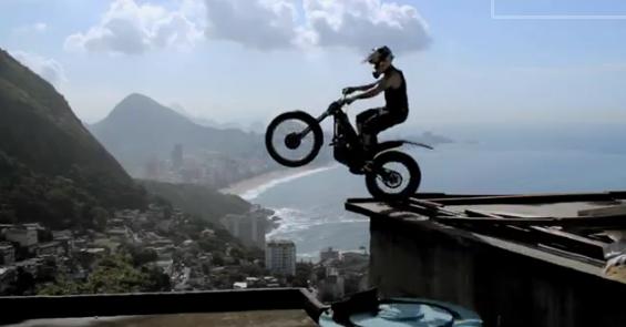 Free Riding in Rio