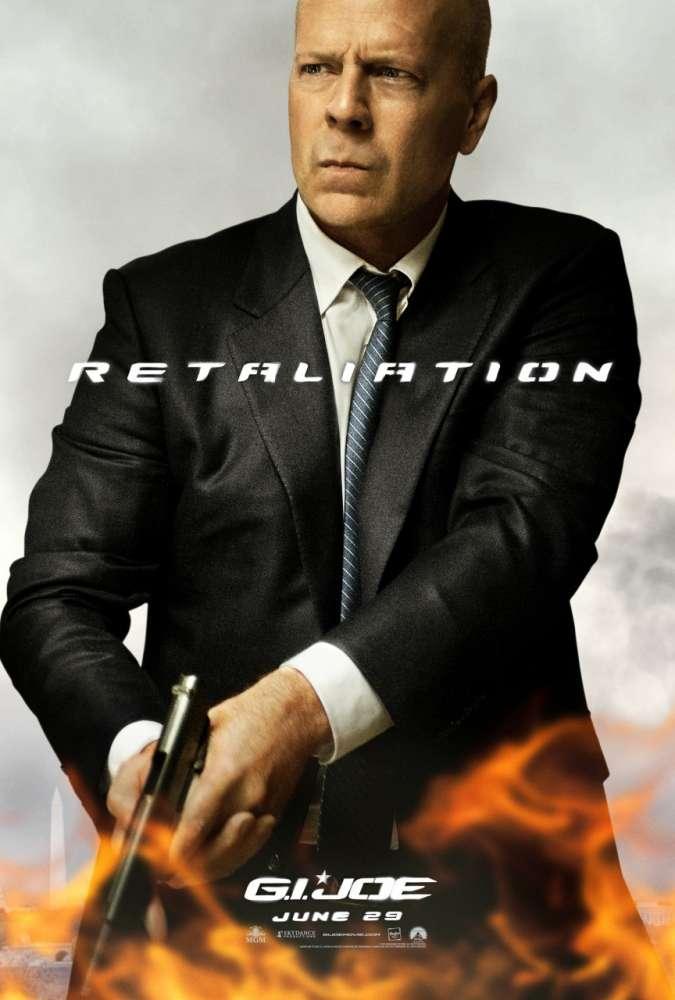 'G.I. Joe: Retaliation' – δείτε όλα τα νέα poster!