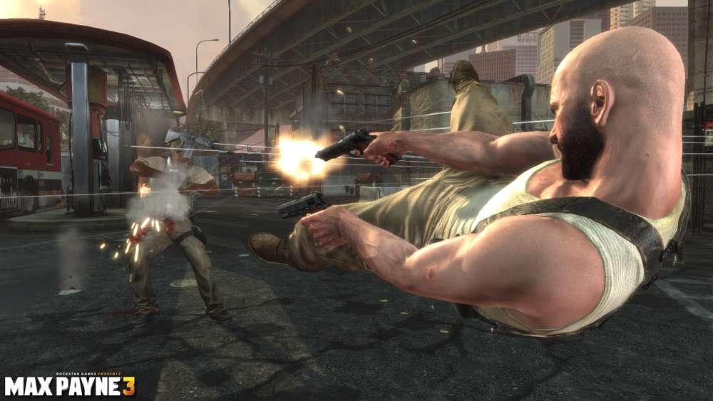 Τα όπλα του Max Payne 3: 1911 Ημί-Αυτόματο πιστόλι…