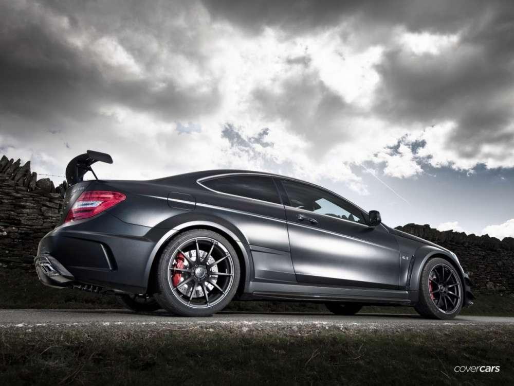 Black Series C63 AMG – το βίντεο…