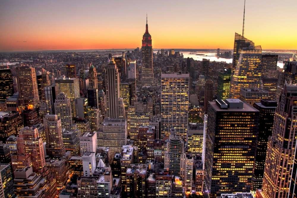 ... για ένα μήνα στο Manhattan με time lapse