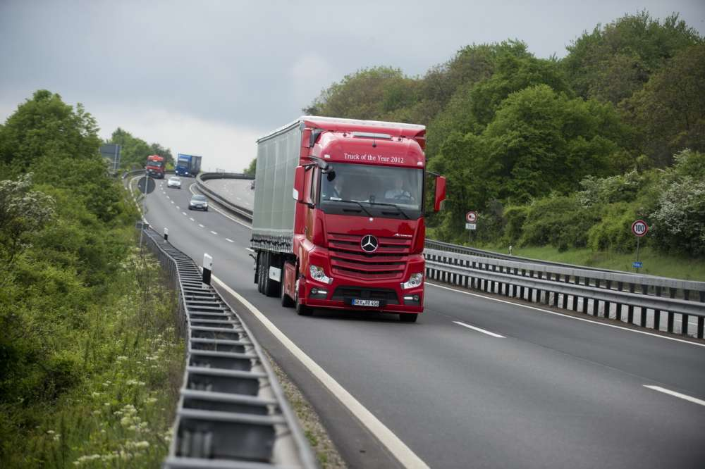 """Το """"Predictive Power Control"""" μειώνει την κατανάλωση σε φορτηγά με 'τεχνητή ευφυία'…"""
