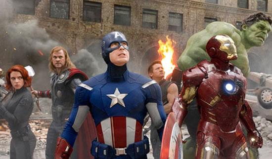 Avengers – γυρίστηκαν και με DSLR…