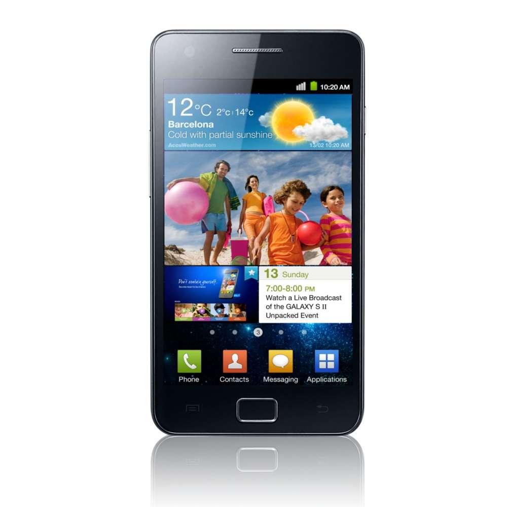 Samsung Galaxy S2 – παίρνει Android 4.0 Ice Cream Sandwich