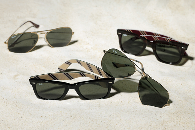 Brooks Brothers + Ray-Ban