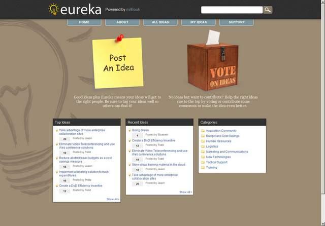 Eureka – το Reddit που ζητά ιδέες από τους G.I…