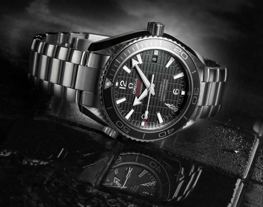 """Omega Seamaster Planet Ocean – το επίσημο ρολόι του """"Skyfall"""" για τον Bond…"""