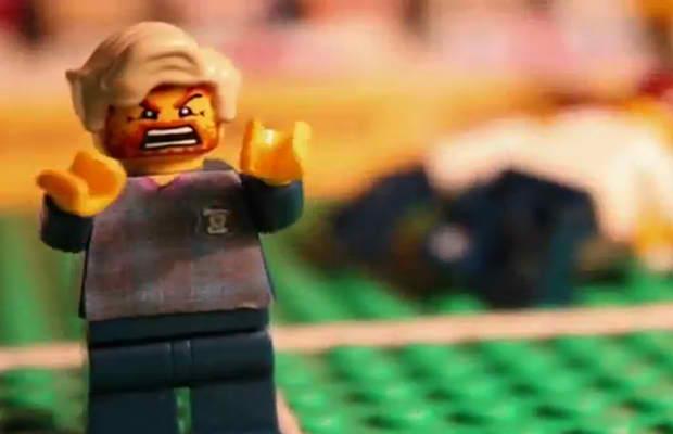 Πάμε Euro 2012 με… Lego!