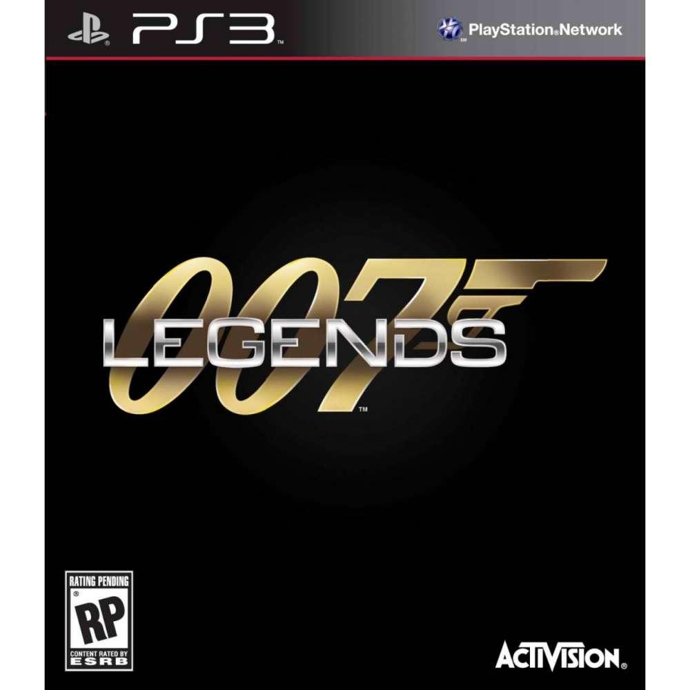 007 Legends: On Her Majesty's Secret Service
