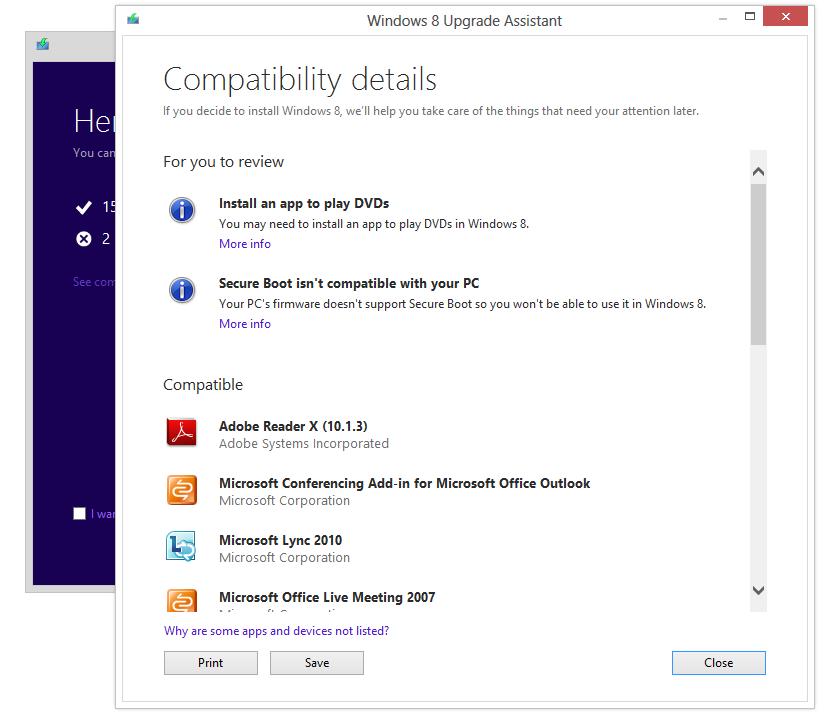 Windows 8 αναβάθμιση για $40
