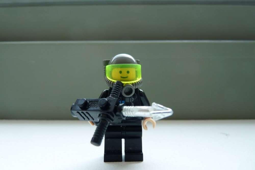 Το Lego Submarine…