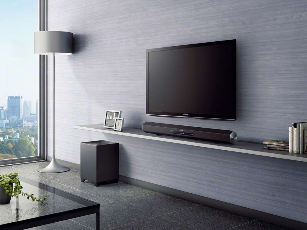 soundbar sony sony. Black Bedroom Furniture Sets. Home Design Ideas