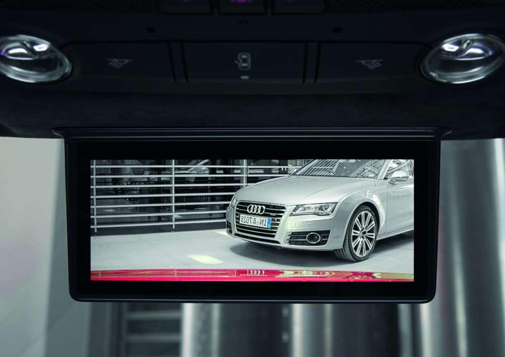 Audi e-tron – ηλεκτρικό supercar με futuristicική οθόνη!