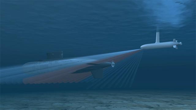 DARPA DASH – υποβρύχιο ρομπότ που αναζητά τα εχθρικά υποβρύχια…