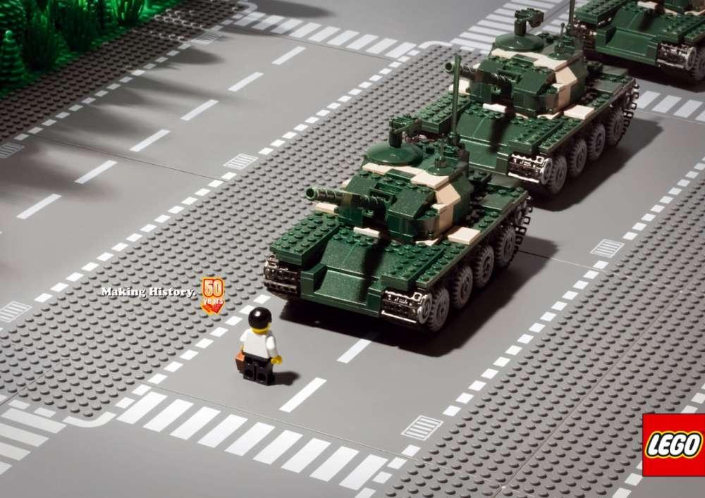 Ένα 3D animation για τα 80 της Lego…