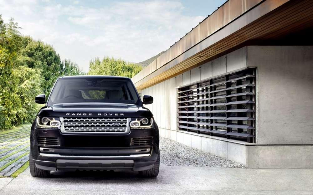 Range Rover 2013 hybrid