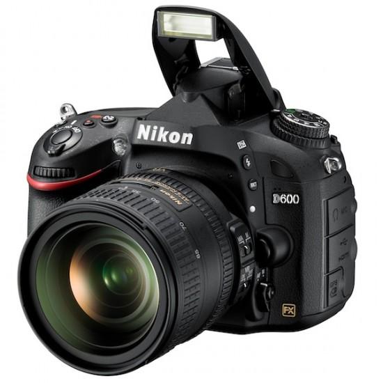 Nikon και η 24.3-megapixel D600