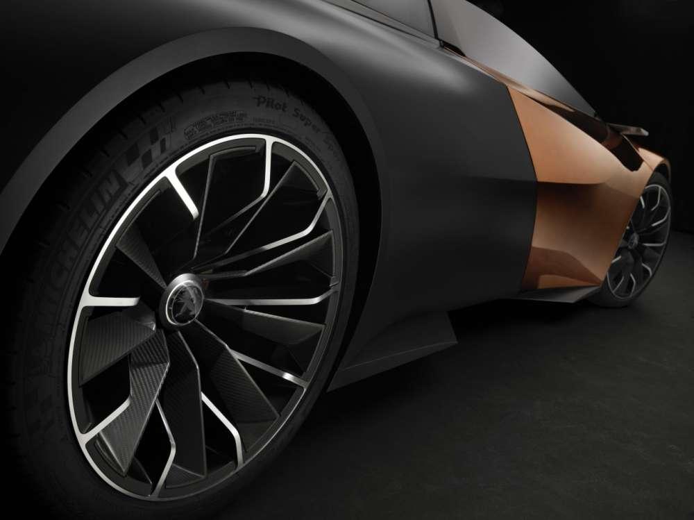 Peugeot Onyx Supercar Concept – σε βίντεο…