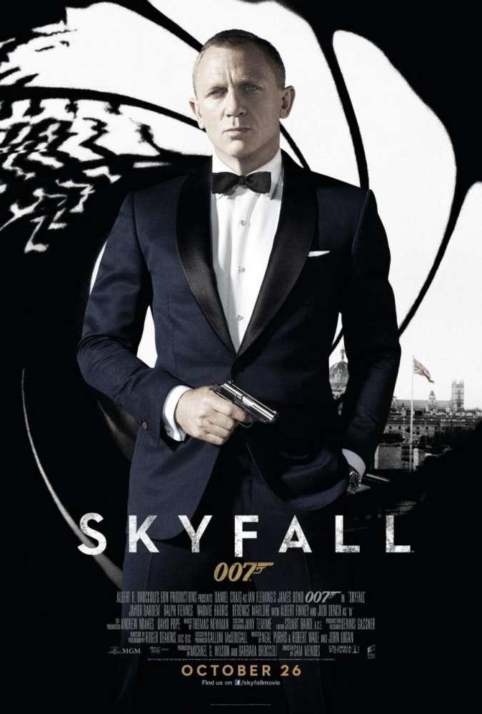 Νέο Skyfall poster…