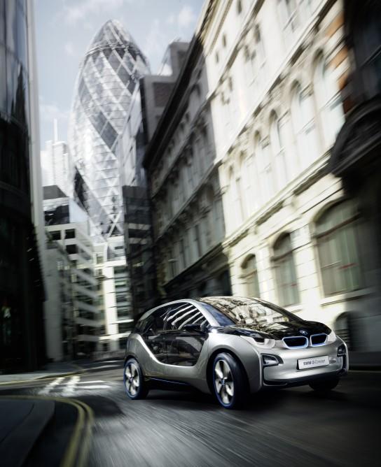 BMW – με νέο i3 Concept
