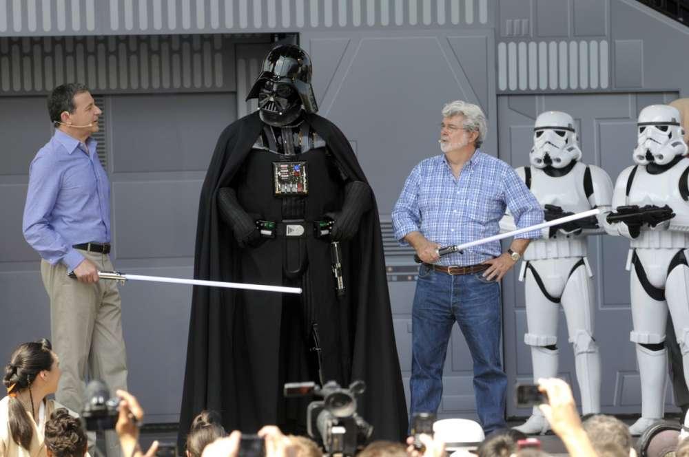 Disney – αγόρασε τη Lucasfilm για 4 δις + ετοιμάζει νέα 'Star Wars'…