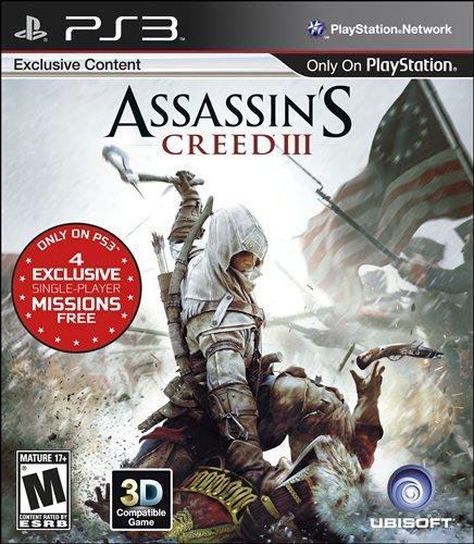Sony – νέα PlayStation exclusive Assassin's Creed 3 bonus