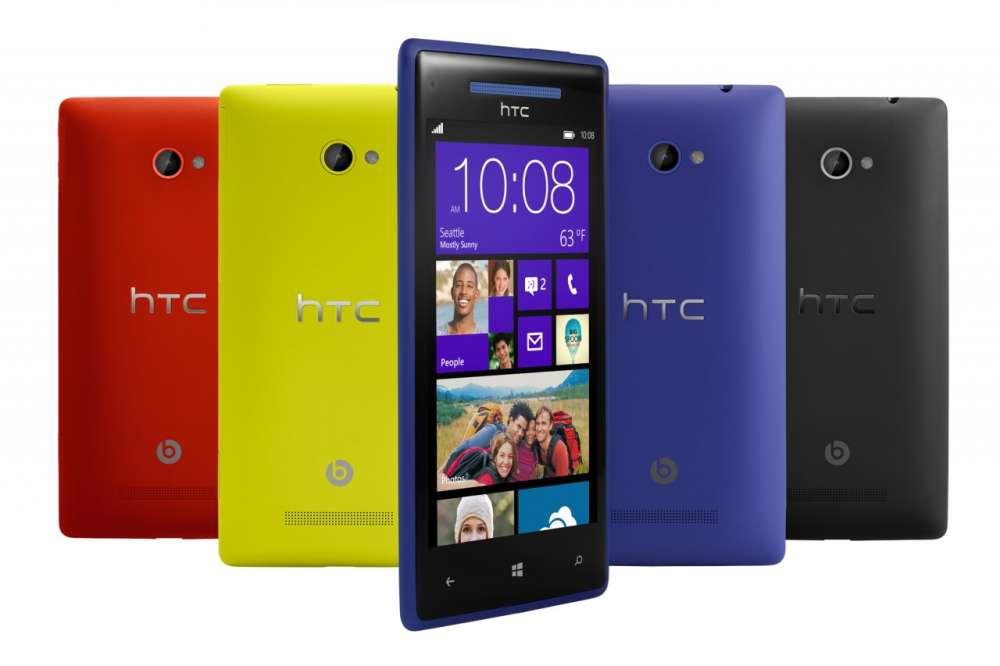 Windows Phone 8;