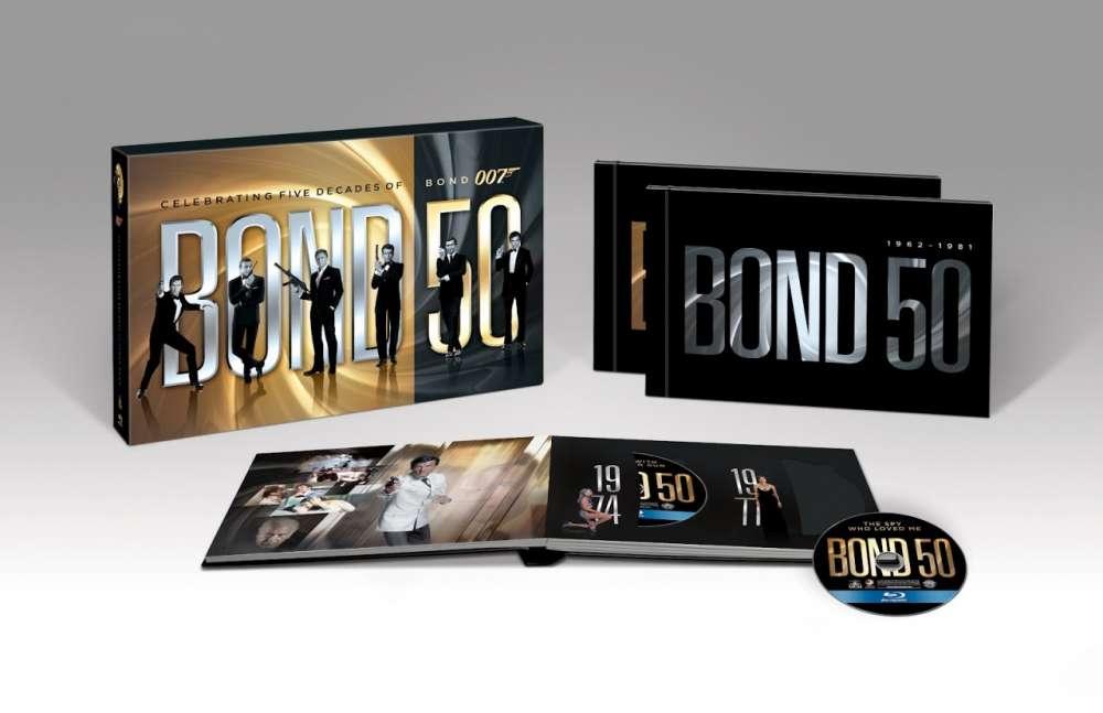 Sony HX850 + επετειακός James Bond σε συλλεκτική κασετίνα!