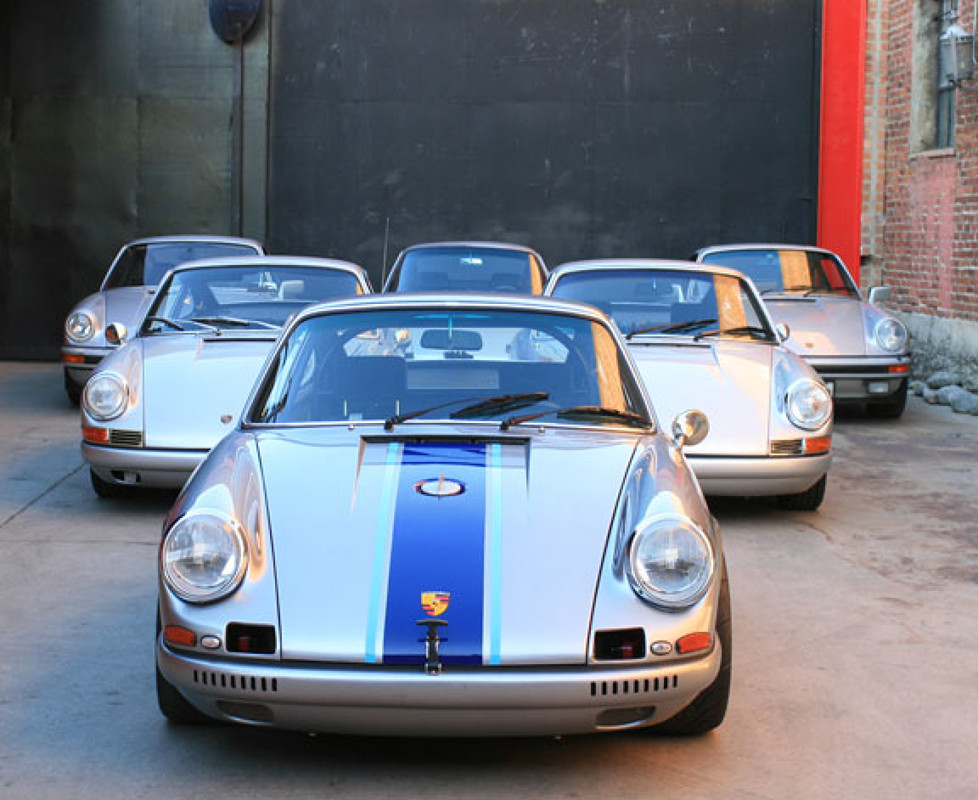 30′ γεμάτα classic Porsche