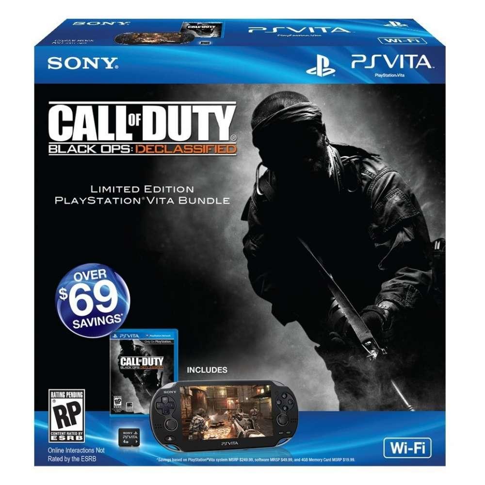 Call of Duty Black Ops: Declassified – απίστευτο για το PS Vita game…