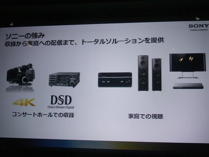 Κορυφαίος ήχος με 4K εικόνα – η ώρα της Sony DSD τεχνολογίας…