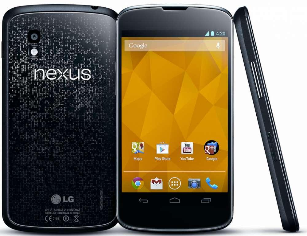 Nexus 4 drop test – πονάει…
