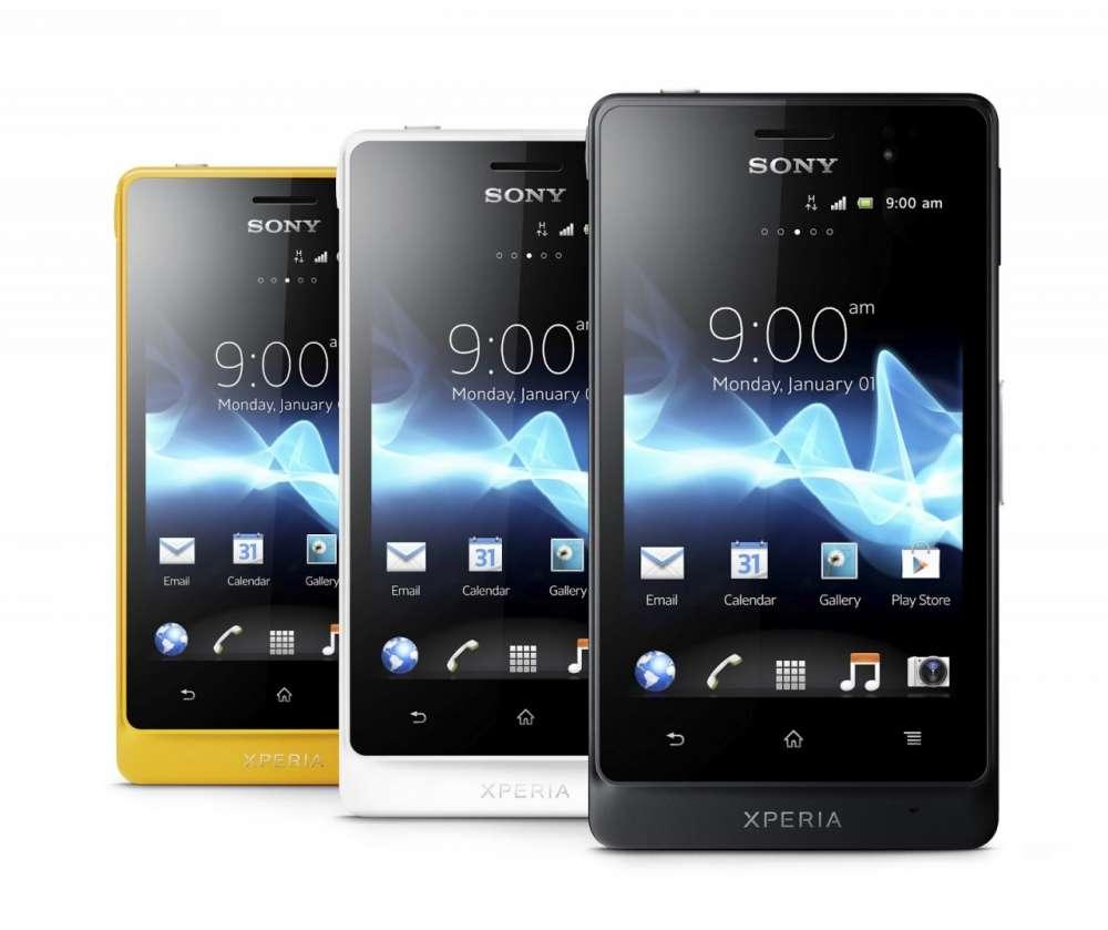 Sony – ανέβηκε στην 3η θέση των κινητών…