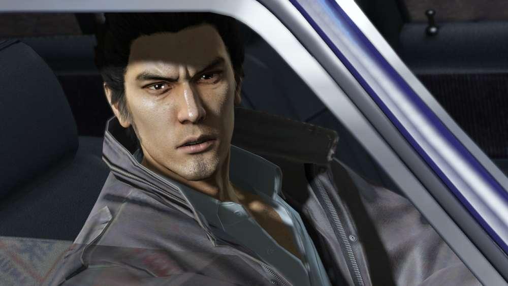 Yakuza 5 Gameplay