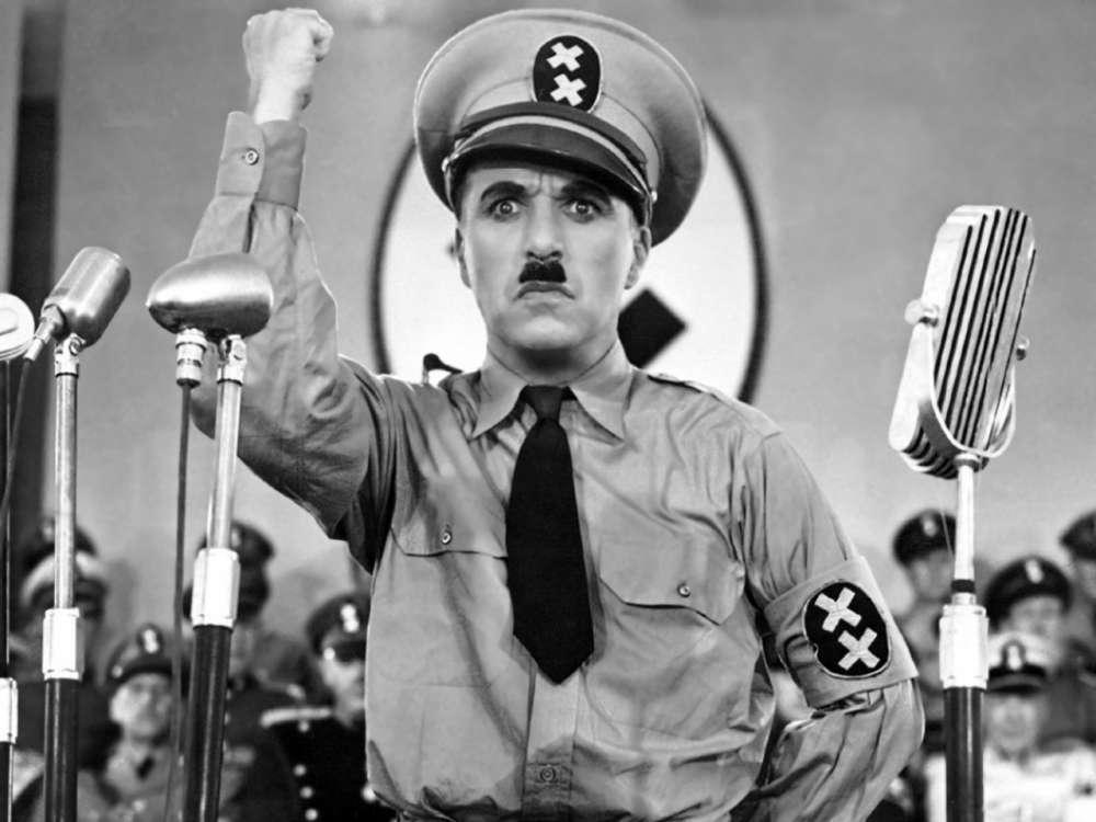 Charlie Chaplin – Let Us All Unite!