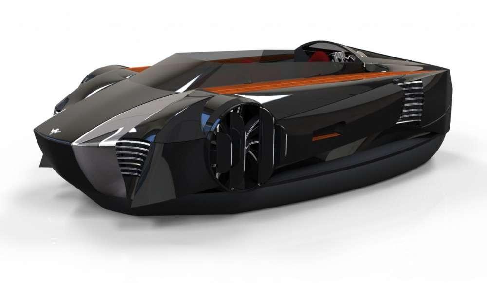 "Mercier-Jones ""the future of hovercraft"""
