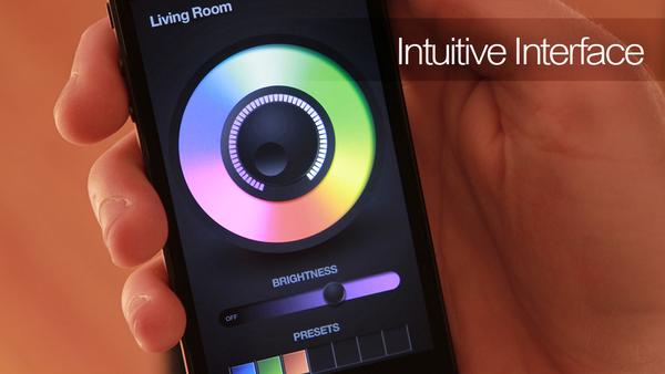 iLumi – φως LED που ελέγχεται από smartphone…